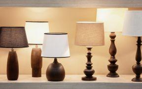 Lampa z drewna, czyli niezbedny element wystroju w eko wnetrzu