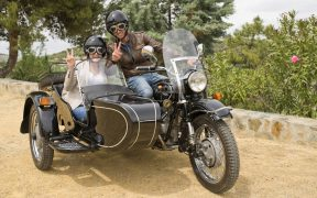 motocykle z wozkiembocznym